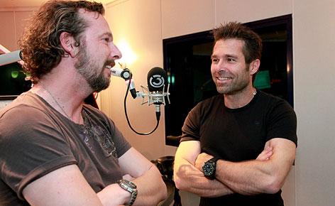 Hannes Arch mit Robert Kratky