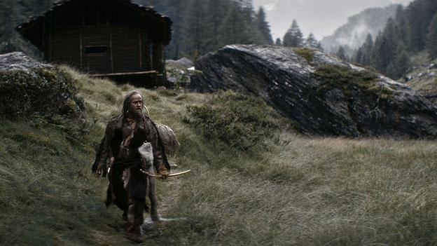 Ötzi Film wird gedreht