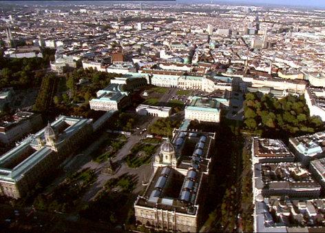 Hinter den Fassaden - Die Geheimnisse der Wiener Ringstraße