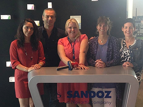 Firma Sandoz