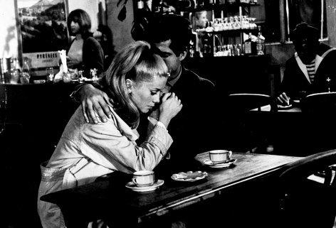 Die Regenschirme von Cherbourg    Originaltitel: Les parapluies de Cherbourg (DEU 1963), Regie: Jacques Demy