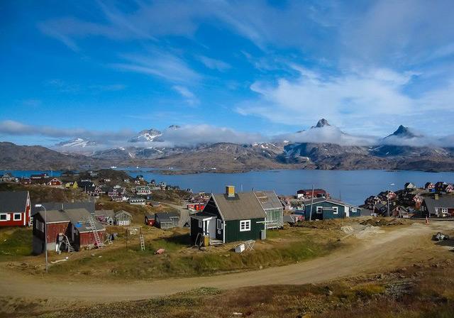 Sommer in Grönland