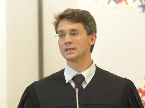Stefan Schröckenfuchs, Superintendent der Methodisten in Österreich