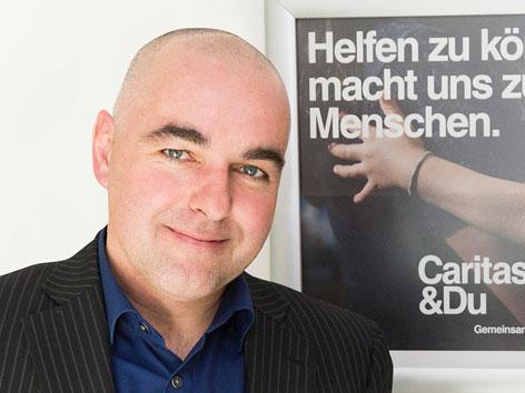 Caritas Generalsekretär Bernd Wachter