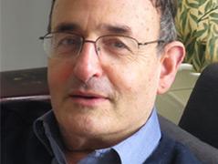 Porträtfoto des Wirtschaftshistorikers Avner Offer