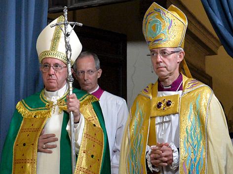 Papst Aus England