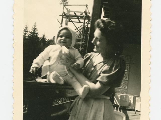 SS-Heim Wienerwald Sommer 1941
