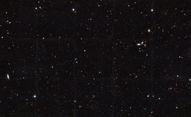 Sichtbare Galaxien