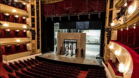 Lebensraum  Burgtheater  Originaltitel: Wiens Beste Häuser