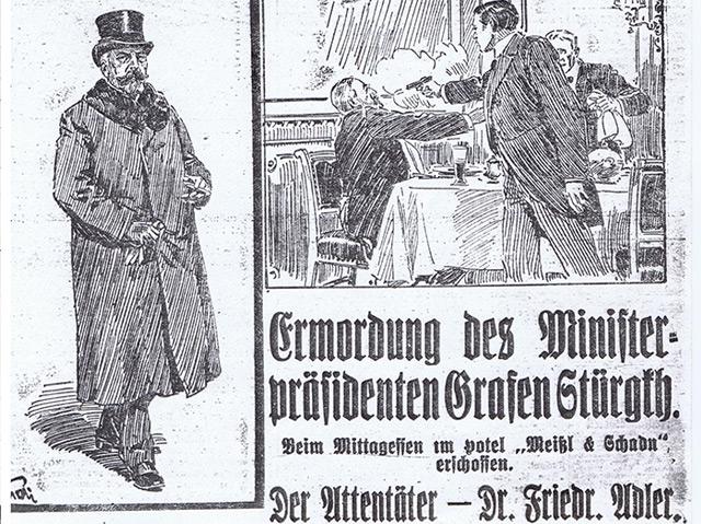"""Cover der """"Illustrierten Kronenzeitung"""" vom Tag nach dem Attentat"""