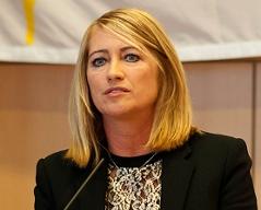 Oberkirchenrätin der Evangelischen Kirche A.B. in Österreich, Fachinspektorin Mag. Ingrid Bachler
