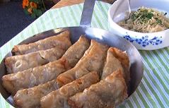 Blattl aus Kaprun mit Sauerkraut