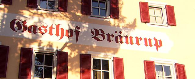 Gasthof Bräurup in Mittersill