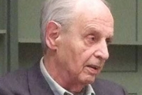 Porträtfoto des Philosophen Dieter Henrich