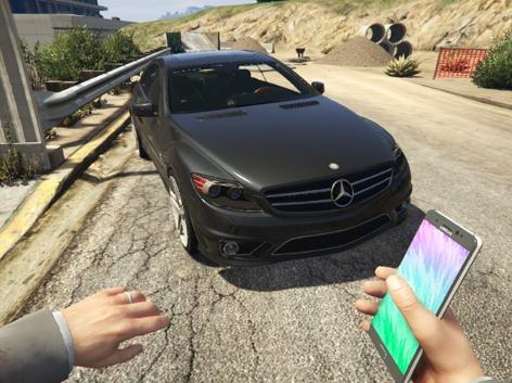 Screenshot von Grand Theft Auto V