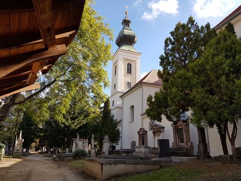 Martinskirche in Szombathely Ungarn Heiliger Martin von Tours Geburtskirche