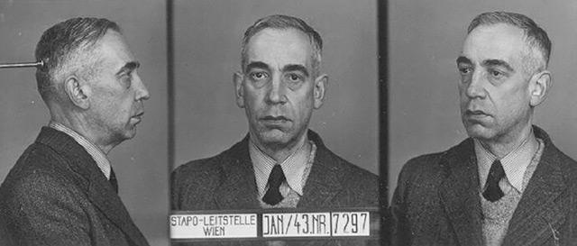 Paul Goldstein, 1943 nach Auschwitz deportiert und ermordet