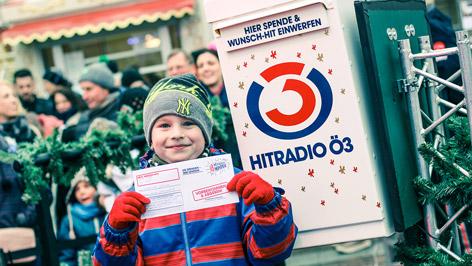 Das Ö3-Weihnachtswunder – heuer live aus Innsbruck!