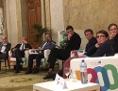 Die Teilnehmer der Diskussion