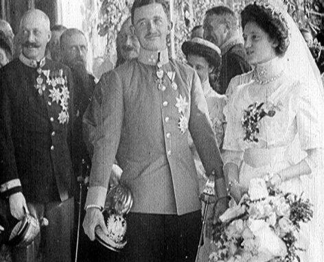 Der selige Kaiser  Kaiser Karl I. von Österreich