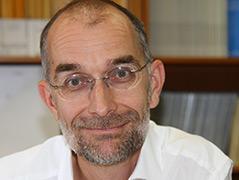 Porträtfoto des Technikexperten vom ITA Michael Nentwich