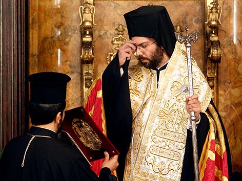 Russisch-orthodoxe Kirche bricht Kontakte zum Patriarchat von Konstantinopel ab