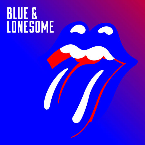 "Rolling Stones ""Blue & Lonesome"""
