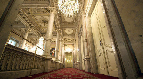 Lebensraum: Hotel Imperial