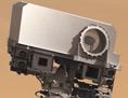 Illustration vom Kopf von Opportunity auf dem Mars