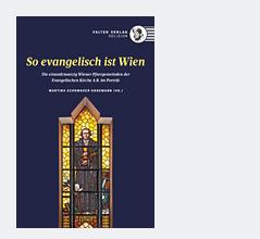 """Buchcover """"So evangelisch ist Wien"""" von Martina Schomaker-Engemann"""