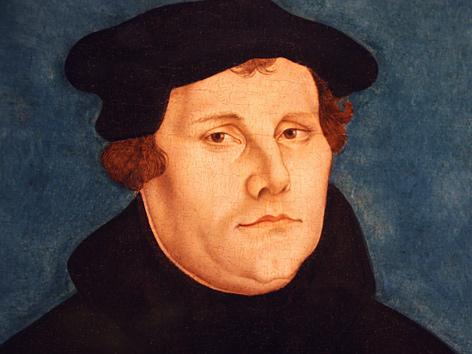 Martin Luther, Werkstatt von Lucas Cranach d. Älteren, 1529