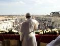 """Papst Franziskus erteilt den Weihnachtssegen """"Urbi et orbi"""" 2015"""