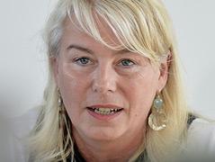Portätfoto der WU-Rektorin Edeltraud Hanappi-Egger