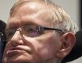 Porträtfoto von Stephen Hawking vom Oktober 2016