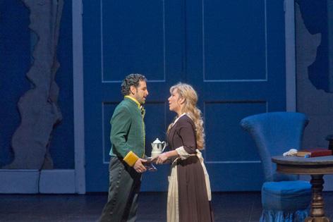 La Cenerentola  Met opera ny 2014