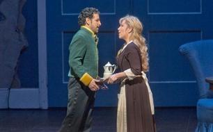 La Cenerentola <br /> Met opera ny 2014