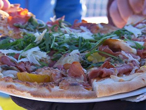 Ski-Pizza am Hochkar