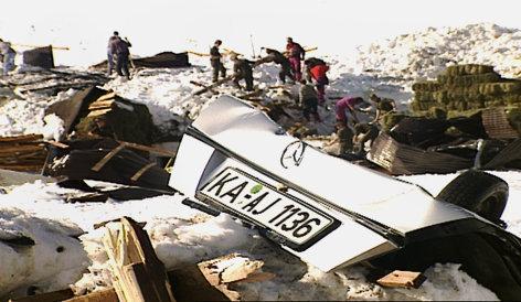 Galtür 1999 - Die Chronik einer Katastrophe