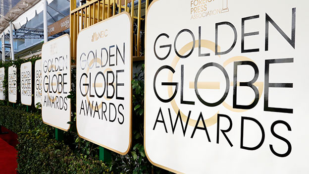 Golden Globes Verleihung in Los Angeles