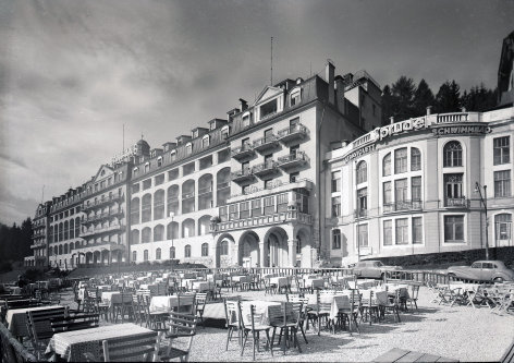Glanz der Historie - Traditions-Hotels in Österreich: Berghotels (1/2)