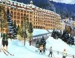 Glanz der Historie - Traditions-Hotels in Österreich: Berghotels (1/2)