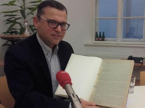 Paul Wuthe Kathpress 70 Jahre Erstausgabe