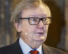 Physik-Nobelpreisträger Carlo Rubbia