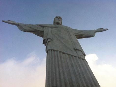 Rio Christo Redentor Umbanda Brasilien