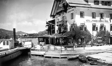 Glanz der Historie - Traditions-Hotels in Österreich  Seehotels (2)