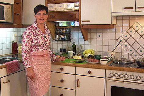 Julinde Posch, Ortsbäuerin von Abtenau