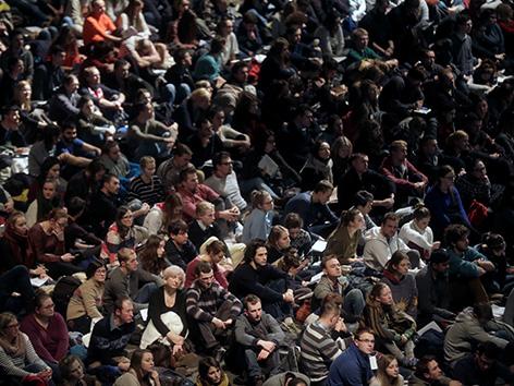 Taize Jugend-Gebetstreffen in Riga