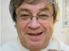 Portrait eines verschmitzten Ordensbruders