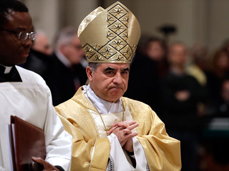 Kurienerzbischof Giovanni Angelo Becciu