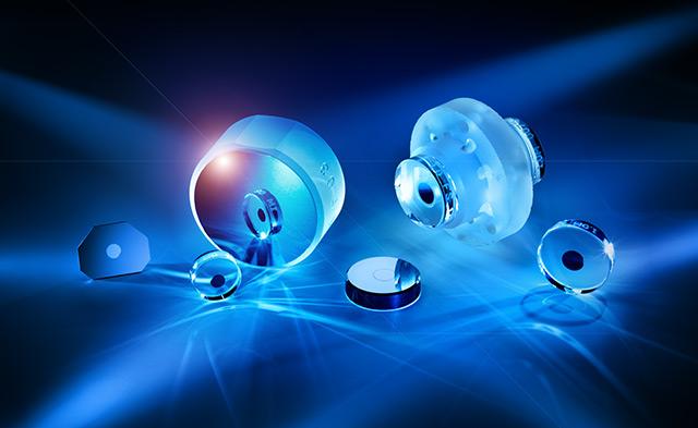 Extrem robust gegenüber Störsignalen: kristalline Spiegel